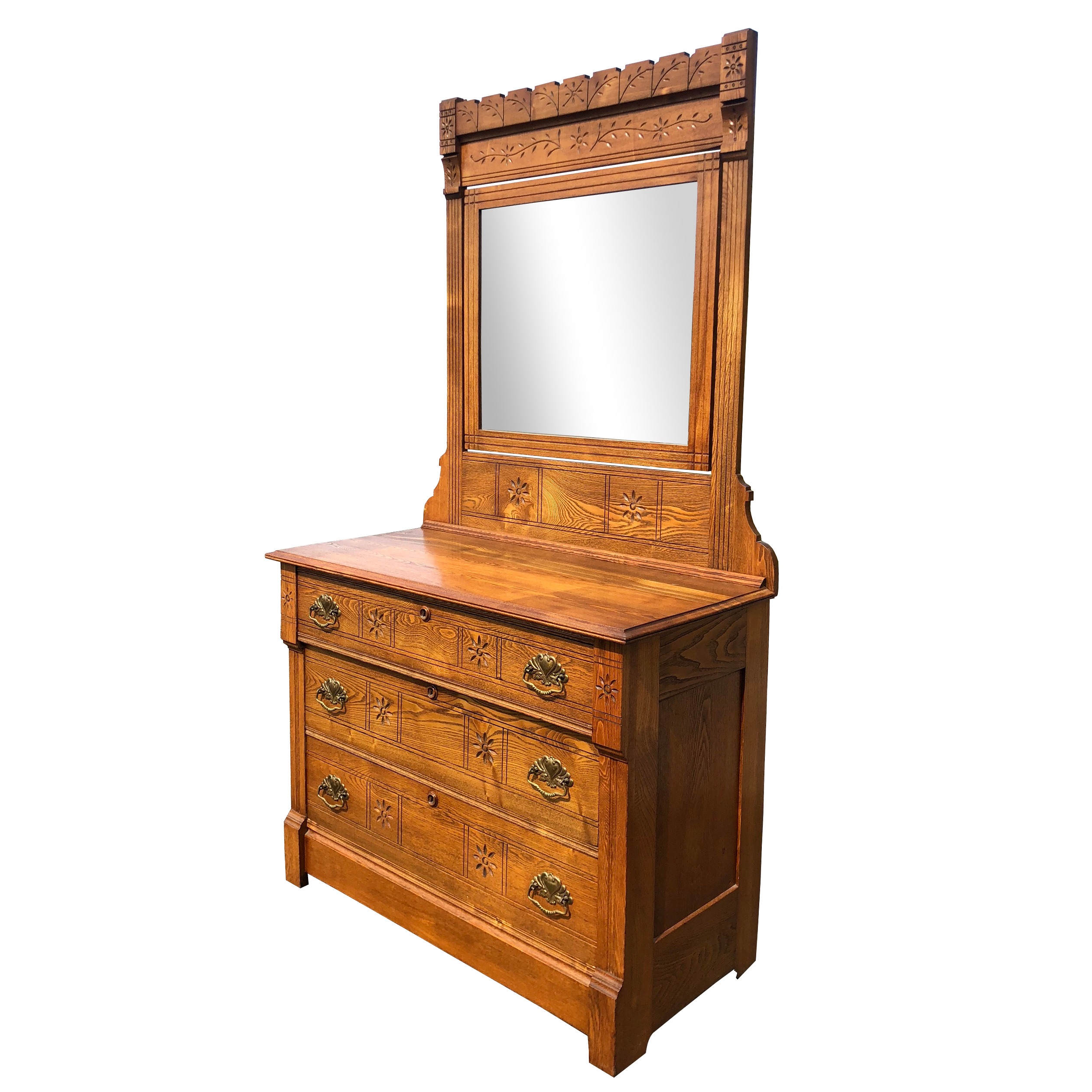 Antique Eastlake Victorian Country Oak Carved Mirrored Dresser Scranton Antiques,How To Get Rid Of Sugar Ants In House